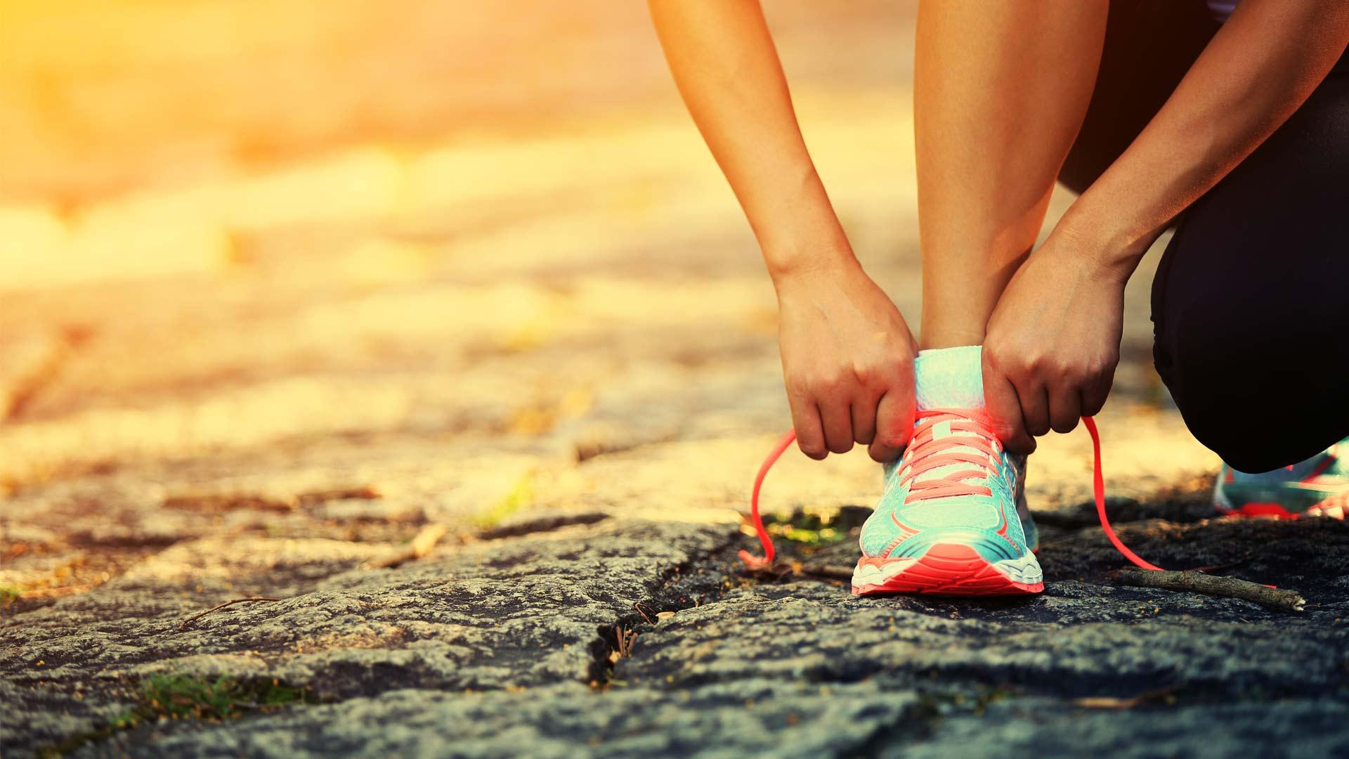 Blog langzaam trainen om sneller hard te lopen Podotherapie Couteaux